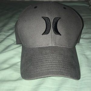 Gray Hurley Hat. Size S-M. Men's.